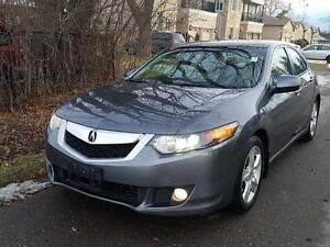 2009 Acura TSX Premium P.Sunroof,P.Leather Seats,CERTIFIED  $997