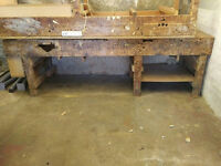 Joiners Bench Woodworking Bench Carpenters Bench