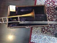 1959 FE Olds R-15 Recording Professional Tenor Trombone