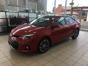 2014 Toyota Corolla S *TOIT OUVRANT, BLUETOOTH*