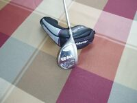 Ladies Left Handed 4 Hybrid Club