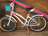 "Apollo Tropic Girls' Cruiser Bike - 24"""
