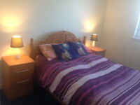 Short term accomodatiuon(3rd june to 17th June) available for a double room