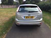 Ford Focus 1.6 TDCi DPF Style 5dr £30 road tax a year,FS History