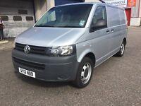 Volkswagen transporter 180bhp, twin turbo, VW van, air con. Price + vat