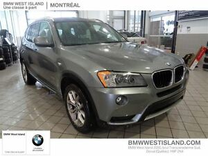 2013 BMW X3 xDrive28i PREMIUM, EXECUTIVE PKG