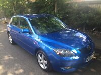 AUTOMATIC 2006 MAZDA 3 HATCHBACK 1.6 PETROL. LOVELY LITTLE CAR DRIVING PERFECTLY. GOOD SERVICE HIST