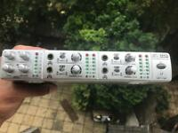 Behringer AMP800 headphone amplifier