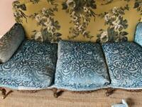 Vintage French louis xV Style Sofa