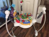 Fisher price jumperoo used £12