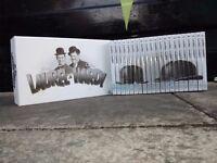 Laurel & Hardy 21 DVD box set