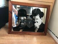 Free Laurel and hardy mirror