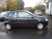 2005 Fiat punto 3Doors Manual With Long MOT PX Welcome