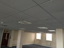 SUSPENDED CEILING TILES ONLY £1 EACH