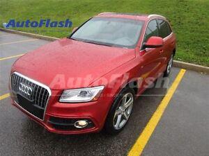 2014 Audi Q5 Technik* S-line* MAG-20''* Rare!*