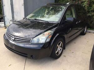 2007 Nissan Quest S, HEATED SEATS