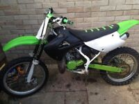 Kx 85 2004 , working and is a good condition ,