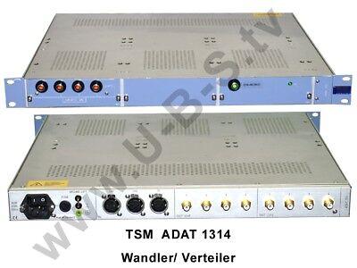 TSM ADAT 1314 - Wandler/ Verteiler
