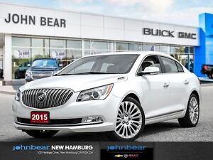 2015 Buick LaCrosse CXS