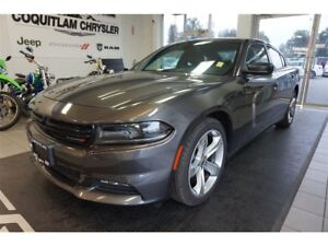 2017 Dodge Charger SXT- LEATHER, ALLOY WHEELS, SUNROOF!!