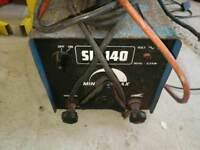 Sip 140 arc welder