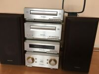 Technics Separate Stereo System ST-HD350 Excellent Condition in Central London ***BARGAIN***