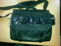 Superdry BlackLabel Luggage Super Pop Tarp Laptop Bag