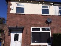2 bed house, woodbank ave, bredbury