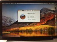 MacBook Pro Mid 2012, i7, 2.3GHz, 15inch, 4Gb, CS5, OS Sierra + 10 Pro 64 bit