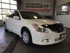 2012 Nissan Altima 2.5 S Nissan Cpo Low Interest  Rates