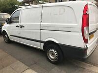 Van for sale Vito long wheel base 111 CDi four good tyres alarm tor bar 2 keys well looked after