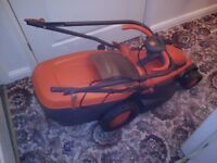 ★ Electric Flymo lawn mower £50 ★