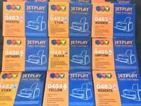 Jet play inkjet cartridges