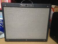 "Fender DeVille 2x12"" with spare valves"