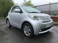 JUNE 2009 TOYOTA IQ2 VVT-I 1.0 PETROL ONLY 47,000 MILES FULL SERVICE HISTORY EXCELLENT CONDITION