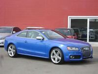 2011 Audi S5 4.2 V8 QUATTRO / DRIVE SELECT / 6-SPEED / LOADED