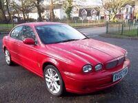Jaguar x type 3.0 manual, 4x4 sport, 231 BHP, only 69,000 miles. MOT, Very rare must be seen!