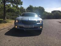 2004/53 Chrysler Crossfire✅3.2V6 Auto✅FULL LEATHER✅215BHP✅LIKE MERCEDES AUDI BMW Z3 TT SLK