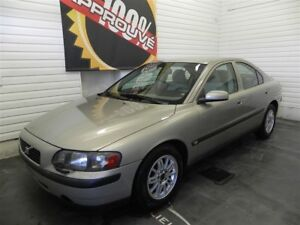 2004 Volvo S60 2.4L *AC*Cuir*Mags*