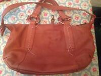 Radley Handbag dusky pink small stain on front