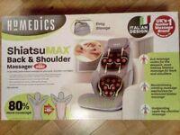 Homedics massage chair shiatsu max CBS 1000 - Good as new