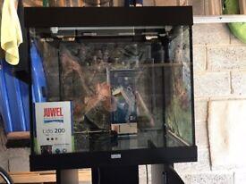 Juwel Lido Aquarium / Fish Tank with stand - excellent condition