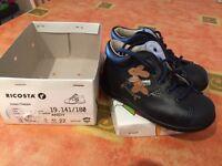 Boys Navy Ricosta Shoes Size22 UK5 - Never worn