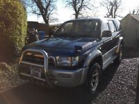 Toyota Hilux Surf 4 x 4 £2750.00 open to offers
