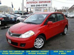 2012 Nissan Versa Auto Air All Pwr Options&GPS*$35/wkly