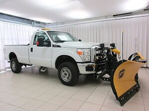 2015 Ford F-250 SUPER DUTY 4X4 2DR 3PASS