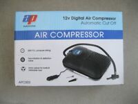 12V DIGITAL AIR COMPESSOR