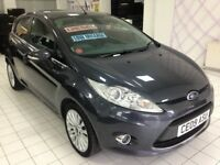 2009 Ford Fiesta Titanium TDCI 1.6 low mileage