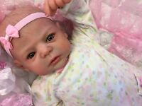 Beautiful Brand New Reborn Baby Girl Doll
