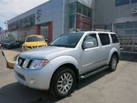 2012 Nissan Pathfinder LE Silver Edition GPS,DVD,LEATHER,SUNROOF